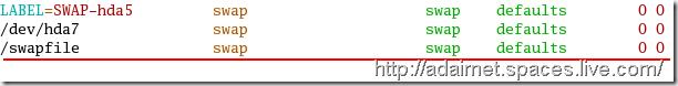 Linux文件系统的管理